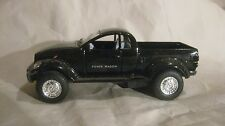 Dodge Power Wagon Pick Up Truck In A Black 142 Scale Diecast From Kinsmart dc730