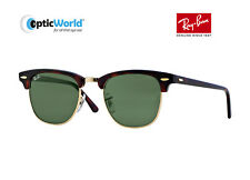 192b6d3e03 Ray-Ban RB3016 CLUBMASTER - Designer Sunglasses with Case (All Colours)