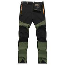 Quality Men's Outdoor Sports Snowboard Pants Windproof Hiking Trousers Thin