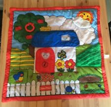 Vintage Fisher Price Play Mat 1990's