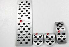 PEDALIERA COPRI PEDALI AUDI S LINE AUDI A3,A4,A5,A6,Q3,Q5,Q7