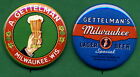 Gettelman Brewing Co  STYLE Milwaukee Wisconsin Beer RP Ad *PIN* (2)
