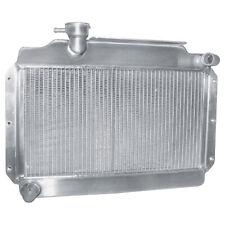 MGA RADIATORE in alluminio maggiorato 1955 - 1962 si adatta 1500 1600 + MK2 NUOVO Moss Europa