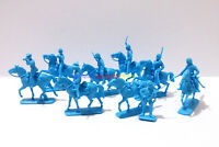 New Italeri 1/72 American Civil War Union Cavalry (8pcs Diff. Poses) Toy Soldier