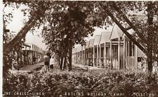 Chalet Lines Butlins Clacton on Sea unused RP pc by Butlins  Ref A12