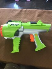 Green Nerf Dart Tag Semi Automatic Round Shooter Marker