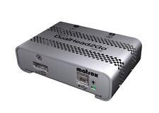 Matrox DualHead2Go Digital ME DisplayPort/DVI Mac Edition external multi-display