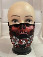 San Francisco Customizes AdultReusable Cloth Face Covering Washable HandMade