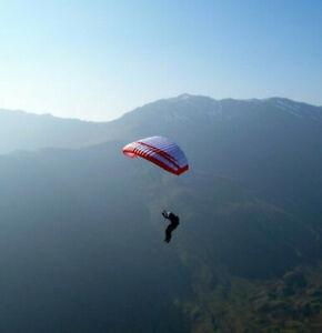 Swing Mirage 11.5M, Speedwing paraglider