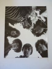 Jefferson Airplane Richie Havens Double Sided Coffee Table Book Photo Page 9x12