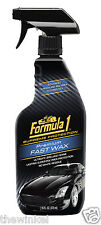 Formula 1 Premium Fast Spray Wax 473ml