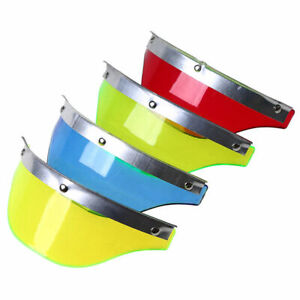 "1x Headlight Visor 5.7"" Lamp Cover Cap Trim Motorcycle Decor For Honda Harley"