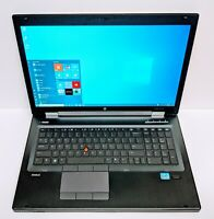 "HP EliteBook 8770W i7-3630QM 2.40ghz 8GB 128GB SSD 1TB HD 17.3"" Nvidia 1920x1080"
