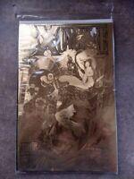 RARE Marvel Comics Age of Apocalypse X Calibre Gold Ultimate Edition Lady Death