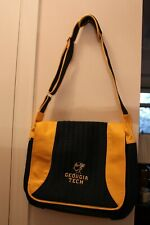 Georgia Tech Yellow Jackets Buzz Alan Stuart Laptop Bag NWT EFloor