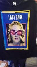 lady gaga 2018 world tour t shirts size small