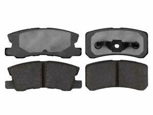 Rear AC Delco Brake Pad Set fits Mitsubishi Outlander 2007-2013 59WDVN