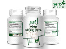 180 White Kidney Bean Extract 3500mg Carb Blocker Weight Loss Diet Pills SUPER