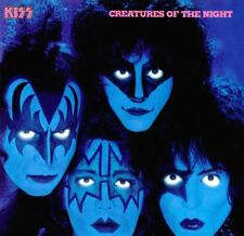 Kiss - Creatures Of The Night Vinyl LP 80's Metal Sticker or Magnet