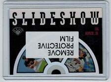 1995 LEAF CAL RIPKEN #4A SLIDESHOW INSERT W/PROTECTIVE FILM ORIOLES HOFER