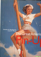4604-A THE GREAT AMERICAN PIN-UP - A DEFINITIVE BOOK ON RISQUE ART
