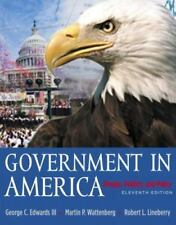 Government in America : People, Politics and Policy with LP. Com 2. 0