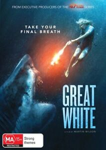 Great White : NEW DVD