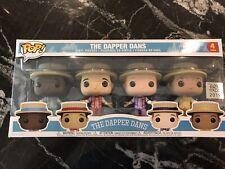 Funko Pop Disney 4 Pack The Dapper Dans 2019 D23 Expo Convention Exclusive New
