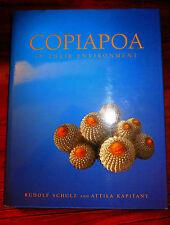 Copiapoa in their Environment Schulz & Kapitany. English, hardcover 1996