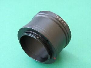 T2-EOS EF-M Screw Thread Mount Lens adapter to Canon EOS EF-M Camera M50 M100