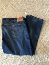 Levis 541  Athletic Fit Jeans 54 X 32 Stretch in thigh & seat Free Shipping 1708