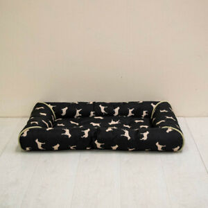 Waterproof Travel Large Weather Resistant Printed Canvas Dog Mattress