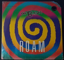 "THE B-52'S ROAM 12""SG US 1989 PRESS FACTORY SEALED REPRISE 21441"