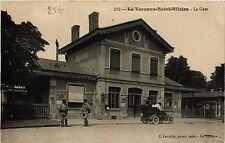 CPA La Varenne-Saint-Hilaire - La Gare (390460)