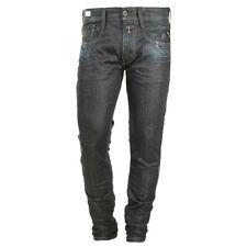 Replay Long Mid Rise Skinny, Slim Jeans for Men