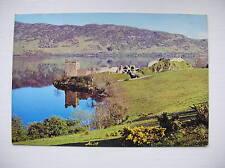 Urquhart Castle -- near Drumnadrochit, Loch Ness.