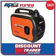 SP Tools 3.2Hp 2KVA Inverter Generator Torini Motor - SPGi2000
