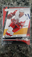2009-10 Upper Deck Young Guns Rookie #204 Ville Leino Detroit Red Wings