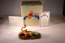Disney Pooh & Friends *You Bet Your Bounce We're Friends* Figurine Retired