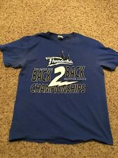 Windy City Thunderbolts Quest For Back To Back Championship T-Shirt 2008