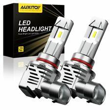 M3 SERIE 9005 HB3 LED Headlight Mini Bulbs 24000LM 6000K White ZES Kit For Ford