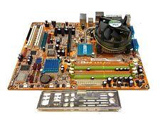 ABIT AB9 PRO (SOCKET 775) PCI-EXPRESS DDR2 MOTHERBOARD + E6600 CPU