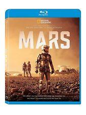 Mars: Blu-ray Disc, 2017, 3-Disc Set ~ National Geographic ~RON HOWARD ~ShipFast