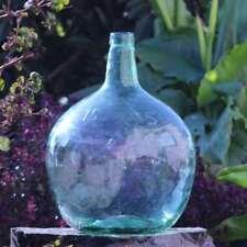 Bouteille bonbonne  en verre Viresa 15 litres  Vintage wine bottle