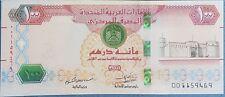 United Arab Emirates UAE 100 Dirhams 2018 banknote - P NEW - UNC