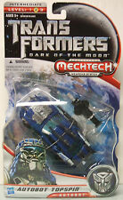 Transformers DOM, Topspin.  Hasbro 2010.  (unopened).