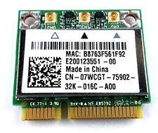 Dell Alienware WLAN Mini Karte AR5BHB112  Killer™ Wireless-N 1103, P/N: 07WCGT