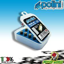 370.0103 Polini getti Massimo carburatore CP dal 101 al 119 numeri dispari