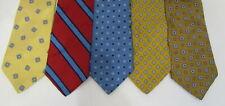 BROOKS BROTHERS Lot of 5 Kids Ties, Multicolored