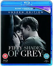 Fifty Shades of Grey: The Unseen Edition [Blu-ray] [2015] GENUINE UK